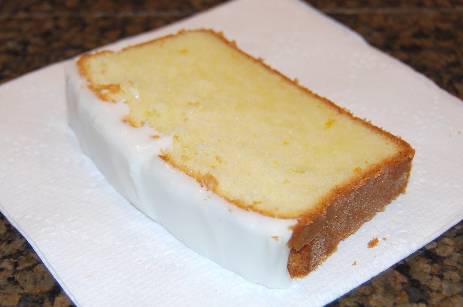 Ingredients In Starbucks Lemon Pound Cake