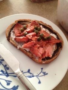 salmon sanmmy